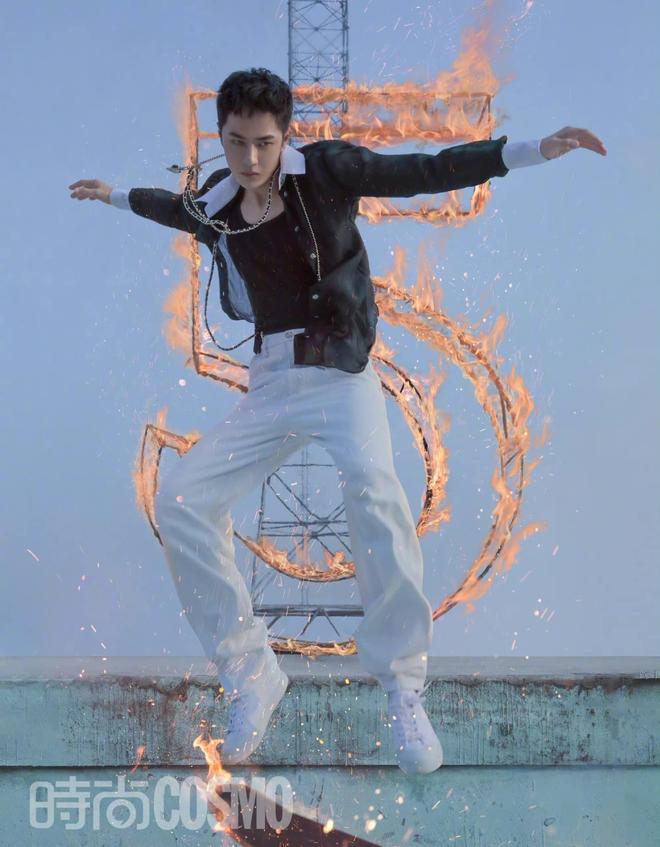 Cùng được Chanel đẩy bìa, Tống Thiến lép vế thấy rõ trước Châu Tấn, Liu Wen - ảnh 8