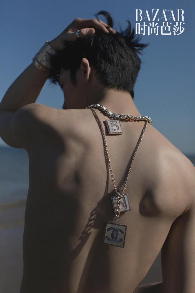 Cùng được Chanel đẩy bìa, Tống Thiến lép vế thấy rõ trước Châu Tấn, Liu Wen - ảnh 12