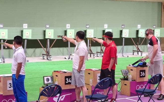 Hoàng Xuân Vinh sớm bị loại khỏi Olympic sau thành tích kém ấn tượng - ảnh 1