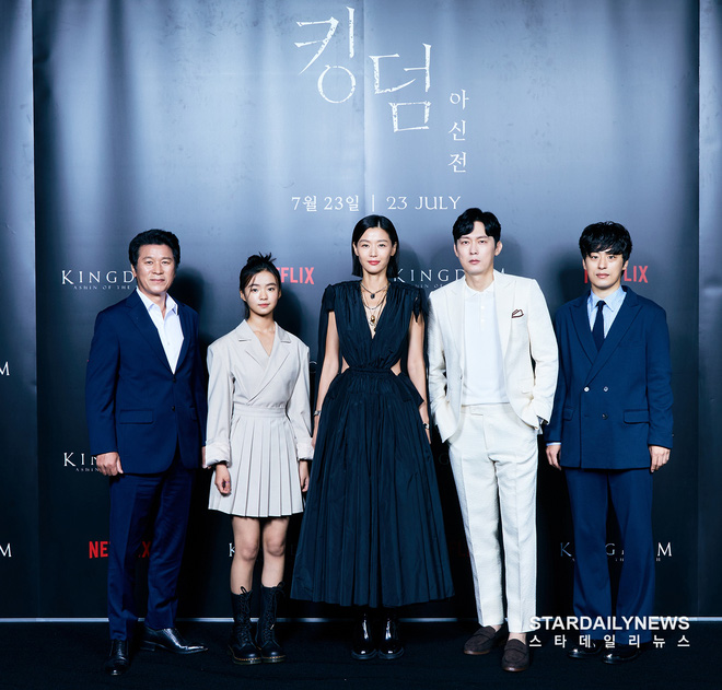 Profile cô bé át vía Jeon Ji Hyun ở Kingdom: 13 tuổi toàn đóng vai chính, nhan sắc không đùa được đâu - Ảnh 4.