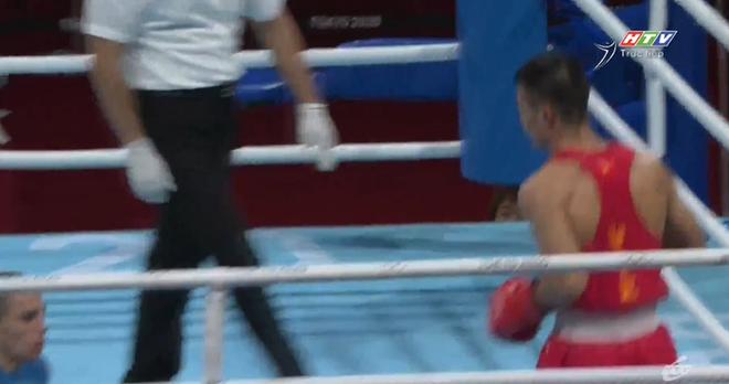 Tin cực vui tại Olympic: Võ sĩ boxing Nguyễn Văn Đương đấm ngã đối thủ, xuất sắc tiến vào vòng 1/8 - ảnh 1