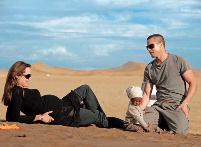 Bóc trần bí mật của Brad Pitt - Angelina Jolie: Dàn xếp paparazzi giả vờ chụp lén để tẩy trắng sau khi cắm sừng vợ cũ Jennifer - ảnh 3