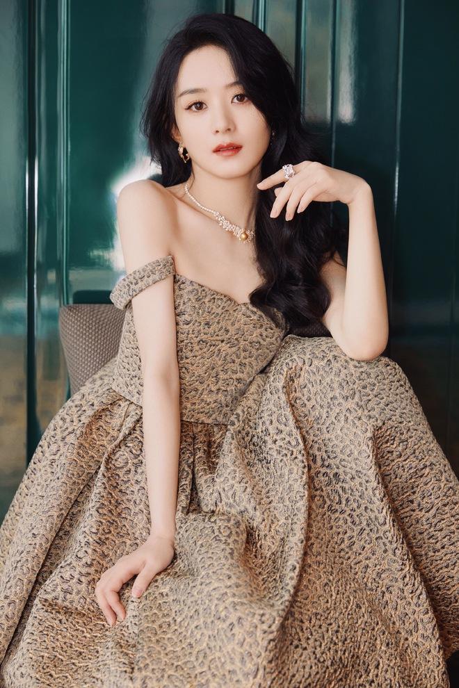 Sự kiện hot nhất hôm nay: Triệu Lệ Dĩnh lộng lẫy như nữ thần, lu mờ cả mỹ nhân Bắc Kinh Cảnh Điềm cùng dàn sao quyền lực - ảnh 9