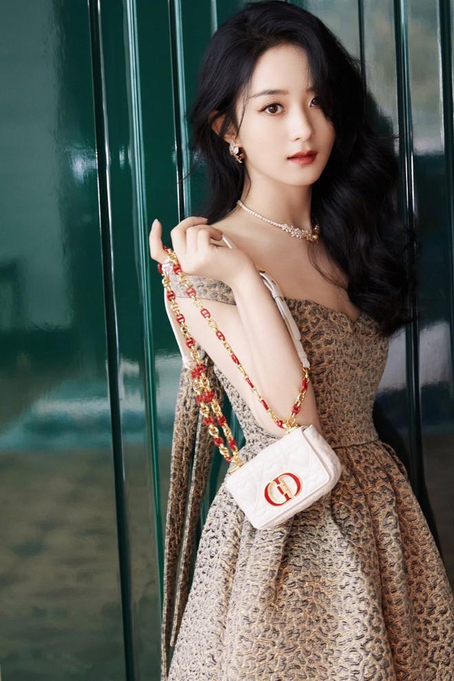 Sự kiện hot nhất hôm nay: Triệu Lệ Dĩnh lộng lẫy như nữ thần, lu mờ cả mỹ nhân Bắc Kinh Cảnh Điềm cùng dàn sao quyền lực - ảnh 13