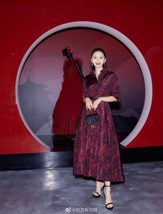 Sự kiện hot nhất hôm nay: Triệu Lệ Dĩnh lộng lẫy như nữ thần, lu mờ cả mỹ nhân Bắc Kinh Cảnh Điềm cùng dàn sao quyền lực - ảnh 4