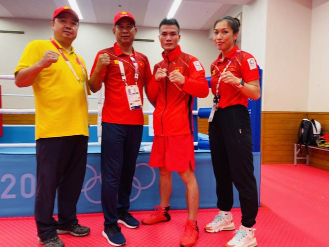 VĐV boxing Việt Nam san bằng kỷ lục tồn tại 33 năm ở Olympic - ảnh 3