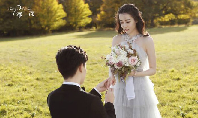 Địch Lệ Nhiệt Ba lên xe hoa trong phim đến tận 6 lần, là cô dâu của loạt mỹ nam đình đám nhất xứ Trung - ảnh 14