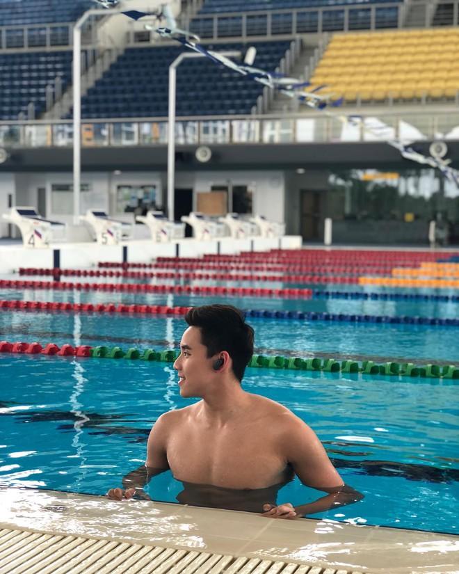 """Trai đẹp gây chú ý tại khai mạc Olympic 2020: Kình ngư nổi tiếng, body """"múi sầu riêng"""" thấy là mê - Ảnh 6."""