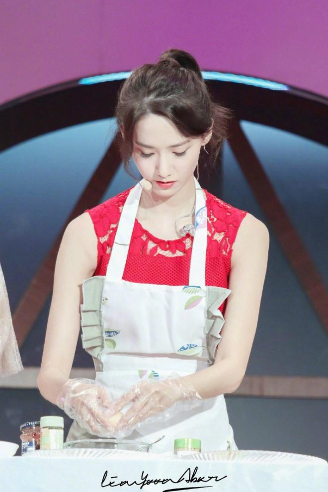 Yuri xếp hạng thành viên SNSD nấu ăn đỉnh nhất: Có kênh YouTube ẩm thực nhưng ngọc trai đen phải chào thua mỹ nhân này - ảnh 3