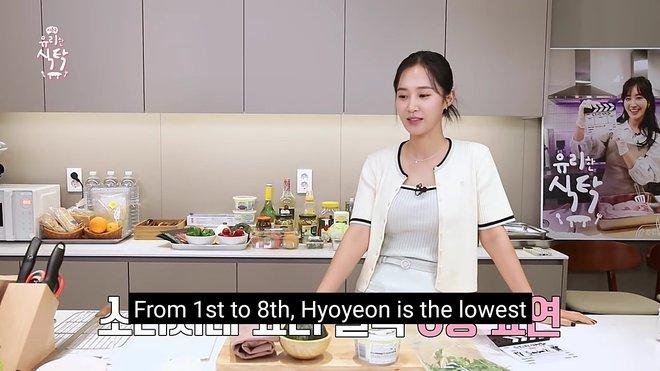 Yuri xếp hạng thành viên SNSD nấu ăn đỉnh nhất: Có kênh YouTube ẩm thực nhưng ngọc trai đen phải chào thua mỹ nhân này - Ảnh 8.
