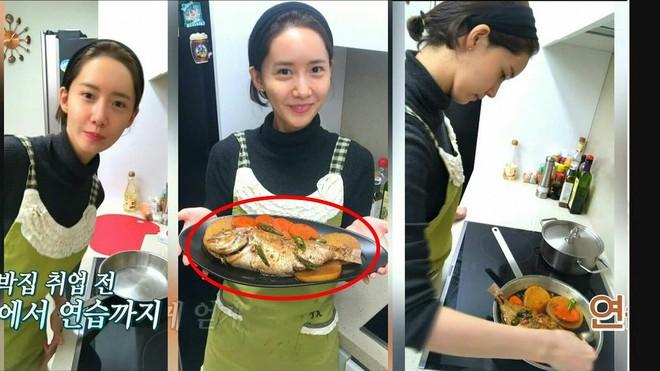 Yuri xếp hạng thành viên SNSD nấu ăn đỉnh nhất: Có kênh YouTube ẩm thực nhưng ngọc trai đen phải chào thua mỹ nhân này - ảnh 5