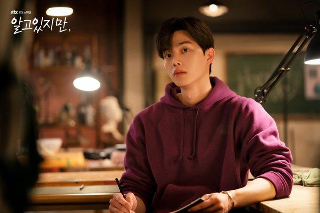 Đừng trách Han So Hee lao đầu vào bad boy Song Kang ở Nevertheless nữa, anh ta có cả xe hơi 6 tỷ cơ mà! - Ảnh 4.