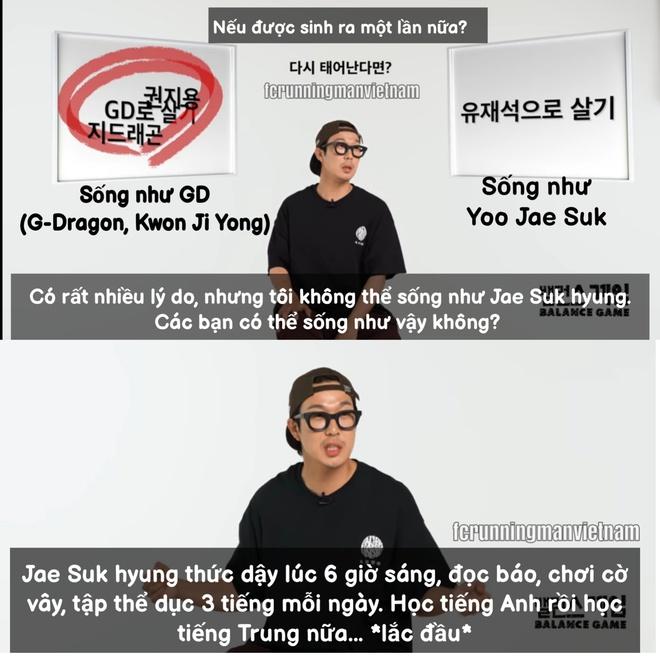 Haha (Running Man): Từ chối sống như Yoo Jae Suk, muốn đổi ngoại hình cùng Lee Kwang Soo - ảnh 2