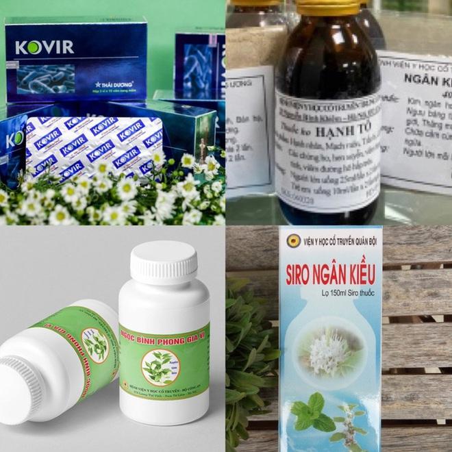 Bộ Y tế công bố 12 loại thuốc cổ truyền hỗ trợ điều trị Covid-19 - ảnh 1
