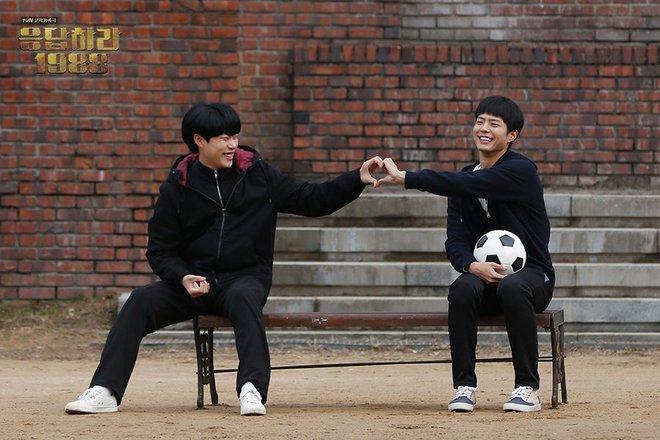 Park Bo Gum từng tiết lộ mình rung động vì mặt chó Reply 1988, Hyeri chỉ là nữ phụ đam mỹ thôi? - ảnh 1
