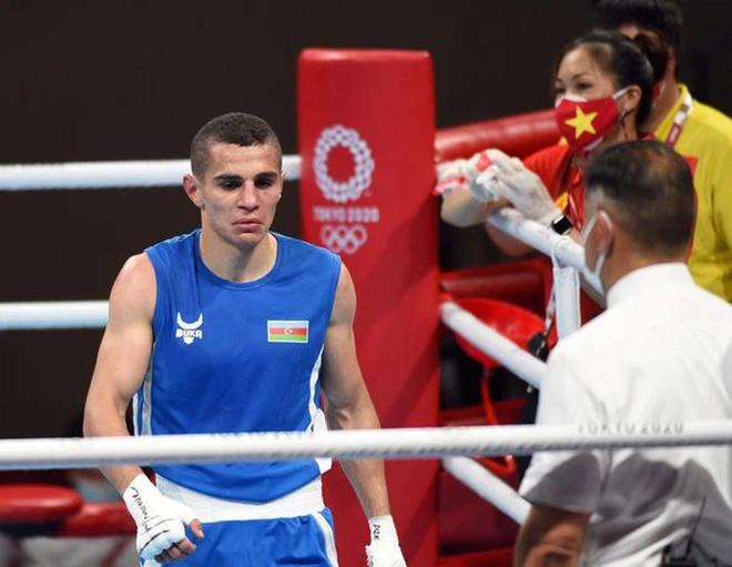 Tự tin quẩy sớm vì tưởng thắng được võ sĩ Việt tại Olympic, VĐV chuyển sang mếu máo khi nghe kết quả cuối cùng - ảnh 3