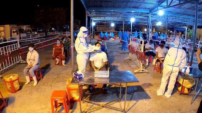 Đà Nẵng tìm người đến cảng cá Thọ Quang, lò mổ Đà Sơn và hàng loạt nơi đông người có ca Covid-19 cộng đồng - ảnh 1