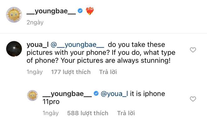 Taeyang (Big Bang) tiết lộ dòng iPhone đang sử dụng, khó tin đó lại là máy đã bị ngừng sản xuất - ảnh 3