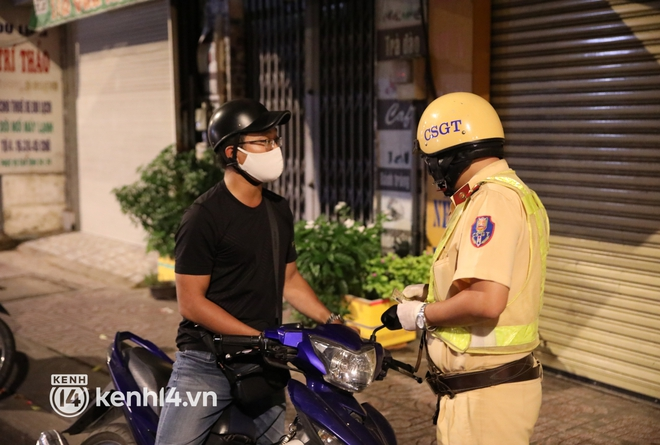 Trực tiếp: Toàn cảnh đường phố Sài Gòn sau 18h tối nay (26/7) - Ảnh 9.