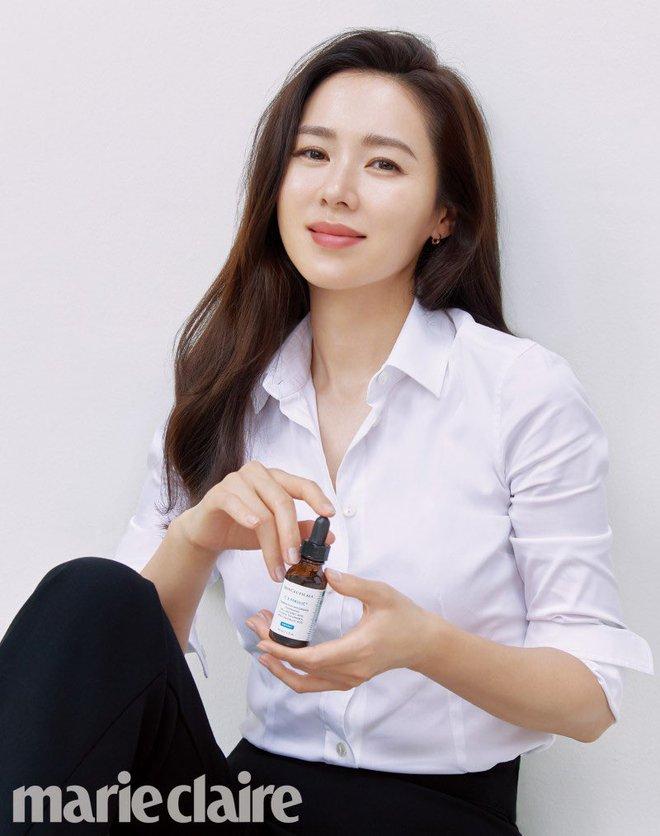 Tình cũ và tình mới Hyun Bin đọ sắc cực gắt: Nhan sắc cân não, nghía đến body Son Ye Jin nhỉnh hơn hẳn Song Hye Kyo? - ảnh 4