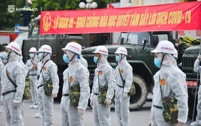 Diễn biến dịch ngày 26/7: Hà Nội phát hiện 21 ca dương tính, trong đó 9 ca ở BV Phổi Hà Nội; Thêm 2.708 ca mắc mới, 154 bệnh nhân COVID-19 tử vong - Ảnh 2.