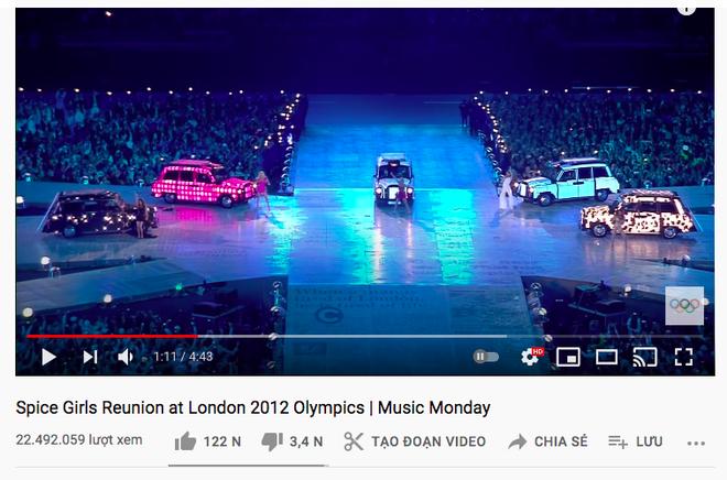 Màn tái hợp của Spice Girls tại Olympic 2012 gây nổ truyền thông là thế nhưng bà xã David Beckham từng không muốn diễn cùng hội chị em? - ảnh 7