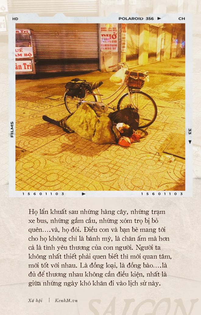 Thư gửi bố từ tâm dịch Sài Gòn: Nơi đây đã là nhà của con, và con sẽ vẫn thuỷ chung, sẽ hết mình với thành phố này chừng nào con còn thở - ảnh 2