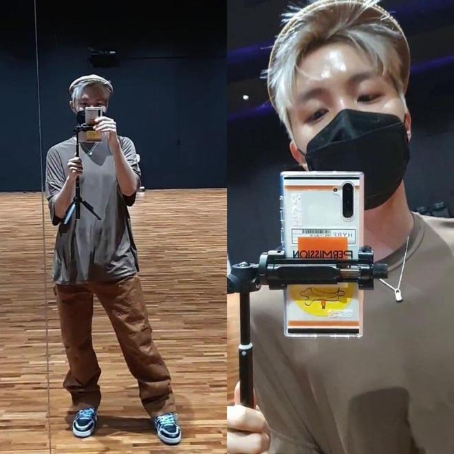 Hết nhạc chuông của Jungkook tới ốp điện thoại độc của J-Hope, cheap moment với BTS chưa bao giờ dễ đến thế! - ảnh 2