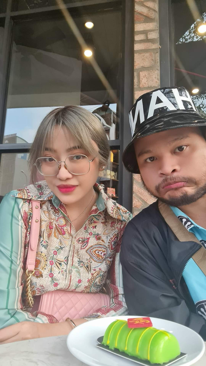 Vinh Râu từng dành cho Minh Trang cả rổ status dìm hàng: Từng có một cặp vợ chồng hài hước như thế! - ảnh 1
