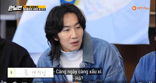 Từng bị nghi dao kéo, đập đi xây lại cả mặt, nay Lee Kwang Soo đã trực tiếp lên tiếng - Ảnh 7.