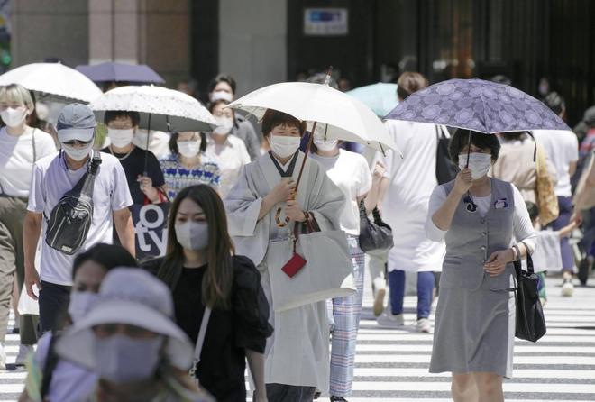 Nhật Bản ghi nhận số ca mắc Covid-19 mới cao nhất kể từ đầu dịch - ảnh 1