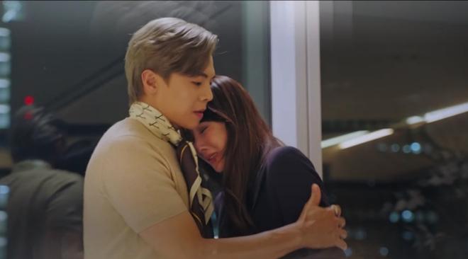 Su Ryeon - Logan Lee nhá hàng cảnh tình cảm, Penthouse 3 tăng tập để anh chị làm đám cưới đây mà? - ảnh 3