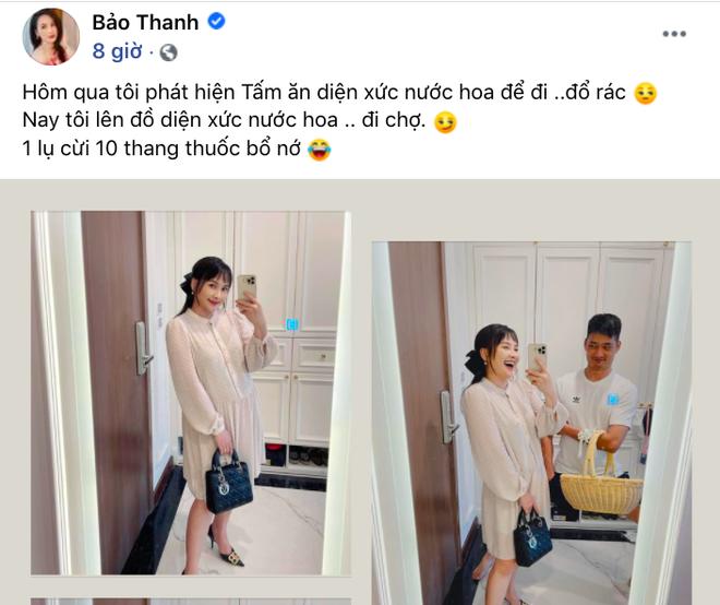 Bảo Thanh tươi tắn khoe sắc vóc hậu sinh con, netizen vào bình phẩm body-shaming liền nổi đoá đáp trả! - ảnh 1