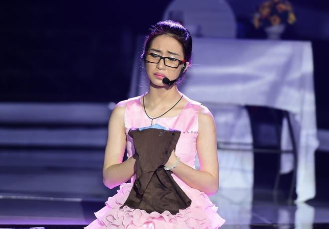 GK Hoài Linh từng bị chỉ trích vì Hòa Minzy bị loại khỏi Gương Mặt Thân Quen 5 năm về trước - ảnh 4