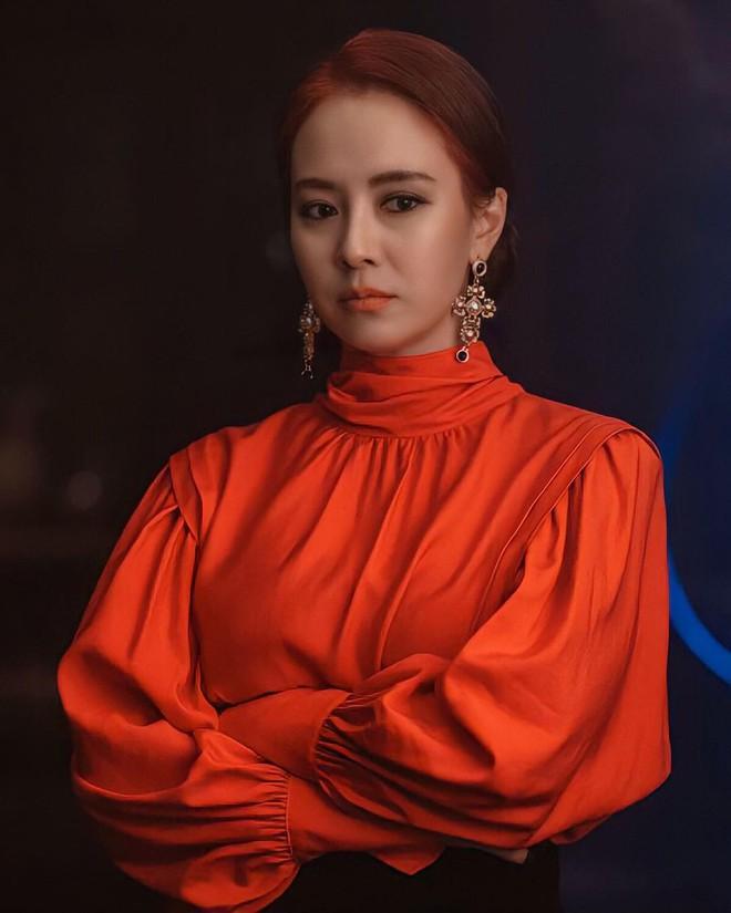 Không nhận ra Mợ Ngố Song Ji Hyo trong phim mới: Tạo hình sang nhưng khiến cô già hơn, phản ứng của netizen lại đáo ngược - ảnh 9