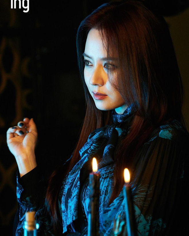 Không nhận ra Mợ Ngố Song Ji Hyo trong phim mới: Tạo hình sang nhưng khiến cô già hơn, phản ứng của netizen lại đáo ngược - ảnh 4