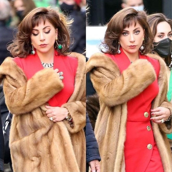 Lady Gaga tái xuất lộng lẫy, kiêu sa nhưng là kẻ giết chồng trong trailer phim về gia tộc Gucci - ảnh 10