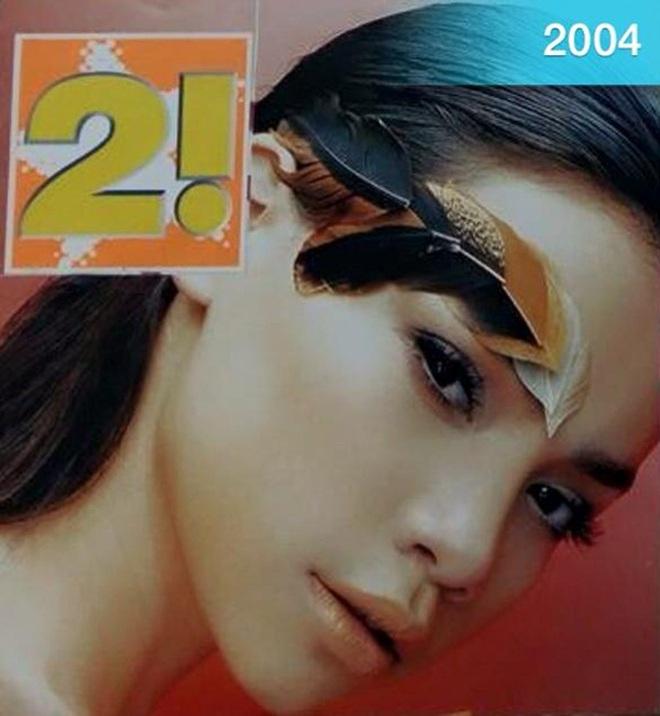 Ảnh Hà Hồ 20 năm trước, thời thi Hoa hậu nhưng bị loại trước chung kết, vướng nghi án dao kéo vì khác quá khác bây giờ - ảnh 24