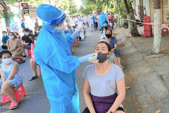 Đà Nẵng: Khẩn tìm người đến tiệm massage, siêu thị và hàng loạt địa điểm liên quan các ca Covid-19 mới - ảnh 1