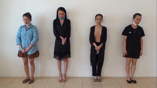 Thánh chửi Dương Minh Tuyền bị bắt tại Ninh Bình khi sử dụng ma tuý, bay lắc trong quán karaoke - ảnh 3
