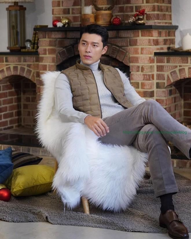 Vừa lộ ảnh hẹn hò, Hyun Bin - Son Ye Jin lại tung hình cùng ngày: Cực phẩm thế này bao giờ mới cưới để có bé con đẹp như mơ? - ảnh 9