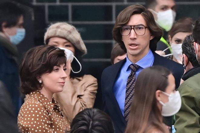 Lady Gaga tái xuất lộng lẫy, kiêu sa nhưng là kẻ giết chồng trong trailer phim về gia tộc Gucci - ảnh 8