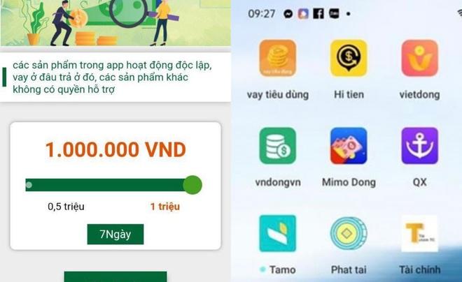 Vay 3 triệu qua App, người phụ nữ bị đưa vào tròng thành khoản nợ 480 triệu đồng - ảnh 1