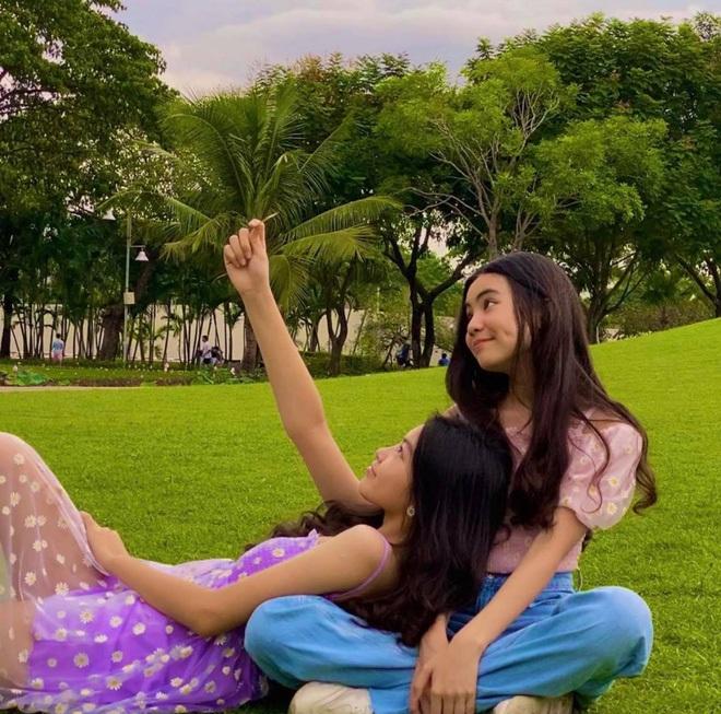 Cô út nhà MC Quyền Linh bùng nổ visual trong loạt ảnh mừng sinh nhật tuổi 13, qua ống kính của mẹ mà đỉnh cỡ này rồi! - ảnh 9