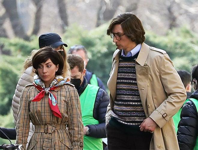 Lady Gaga tái xuất lộng lẫy, kiêu sa nhưng là kẻ giết chồng trong trailer phim về gia tộc Gucci - ảnh 6