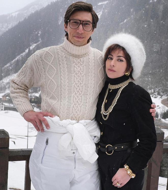 Lady Gaga tái xuất lộng lẫy, kiêu sa nhưng là kẻ giết chồng trong trailer phim về gia tộc Gucci - ảnh 1