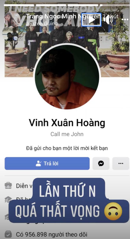 Lương Minh Trang lại bị Vinh Râu chặn Facebook, tiết lộ luôn điều này khi netizen tố cố tình đăng status tạo chiêu trò hậu ly hôn? - ảnh 4