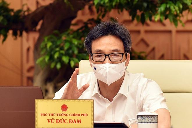 Phó Thủ tướng tha thiết đề nghị các tỉnh nhường vắc-xin cho TP.HCM - ảnh 1