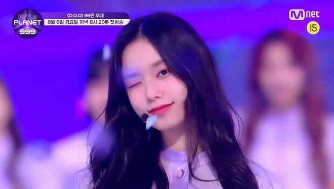 Mỹ nữ lai giữa 2 thành viên TWICE nổi bật hẳn giữa 99 cô gái trong show thực tế mới của Mnet - ảnh 4