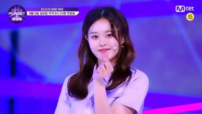 Mỹ nữ lai giữa 2 thành viên TWICE nổi bật hẳn giữa 99 cô gái trong show thực tế mới của Mnet - ảnh 6
